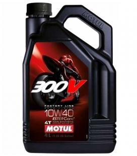 ACEITE MOTUL 300V 10W40 FL ROAD RACING 4L