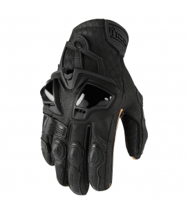 GUANTE-ICON-HYPERSPORT-SHORT-NEGRO