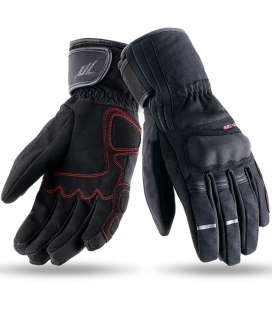 GUANTE-SEVENTY-DEGREES-T25-TOURING-MUJER-NEGRO