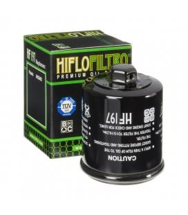 FILTRO DE ACEITE HIFLOFILTRO HF197