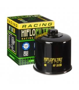 FILTRO DE ACEITE HIFLOFILTRO RACING HF138RC