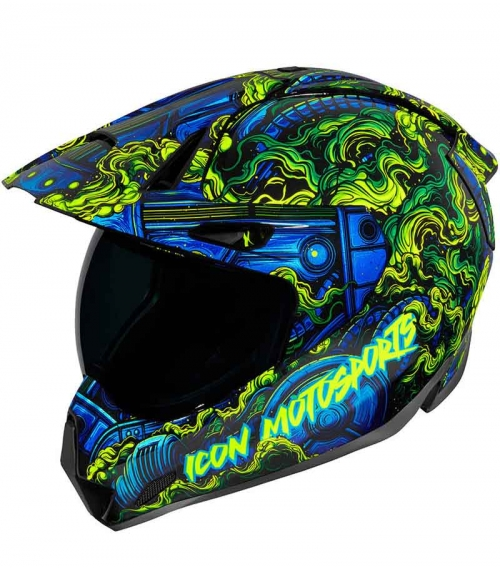 CASCO ICON VARIANT PRO WILLY PETE ST RACING STORE