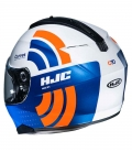 CASCO HJC C70 CURVES MC27 ST RACING STORE