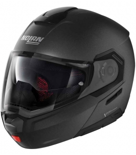 CASCO NOLAN N90-3 SPECIAL NEGRO MATE 9 ST RACING STORE