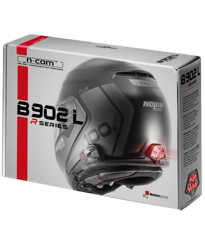 INTERCOMUNICADOR N-COM B902L  R-SERIES ST RACING STORE