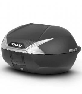 BAUL SHAD SH47 CATADRIOPTICO BLANCO