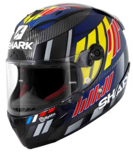 CASCO INTEGRAL SHARK RACE R PRO CARBON ZARCO SPEEDBLOCK