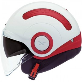 CASCO SWITX SX.10 ROJO/ BLANCO