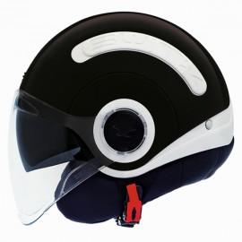 CASCO SWITX SX.10 NEGRO/ BLANCO