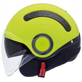 CASCO SWITX SX.10 NEGRO/ FLÚOR