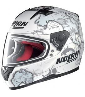 CASCO NOLAN N64 REPLICA MELANDRI AQUARIUM