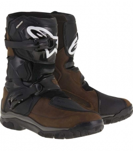 BOTAS ALPINESTARS BELIZE DRYSTAR OILED LEATHER MARRONES
