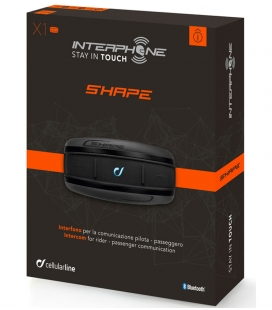 INTERCOMUNICADOR SIMPLE  INTERPHONE SHAPE