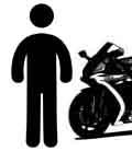 Botas de Moto de Carretera para Hombre