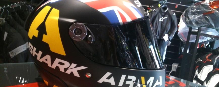 ¿Porque elegir un casco Shark Race R PRO?