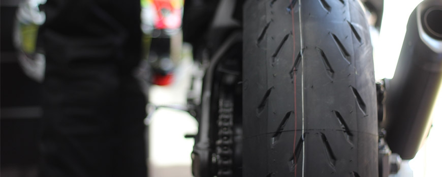 Michelin Power RS, el acierto de Michelin.
